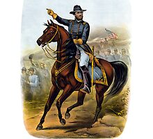 General US Grant -- Our Old Commander  by warishellstore