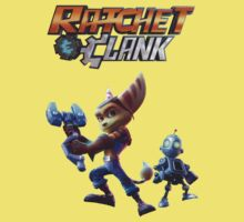 Ratchet and Clank Kids Tee