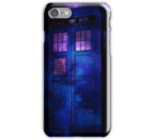 Cosmic Tardis iPhone Case/Skin