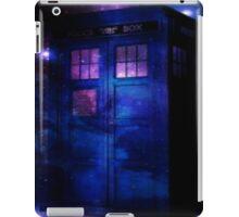 Cosmic Tardis iPad Case/Skin