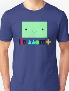 be more. T-Shirt