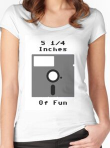 Floppy Fun Women's Fitted Scoop T-Shirt