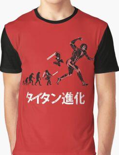 Titan Evolution Graphic T-Shirt