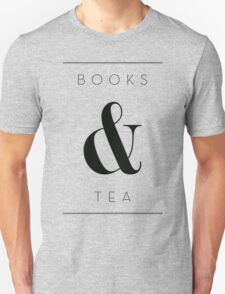 books & tea Unisex T-Shirt