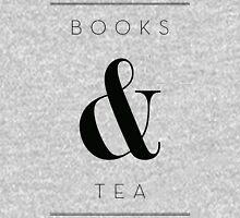 books & tea Unisex T-Shirt