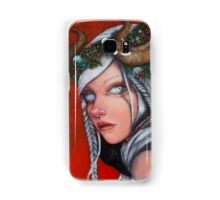 Hel Mother of Krampus  Samsung Galaxy Case/Skin