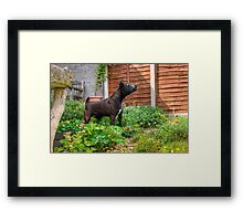The Defence Of The Realm Framed Print