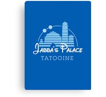 Jabba's Palace Canvas Print