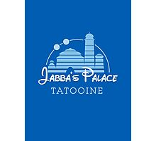 Jabba's Palace Photographic Print