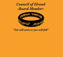 Council of Elrond Member Unisex T-Shirt
