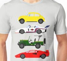 The Car's The Star: Autobots Unisex T-Shirt