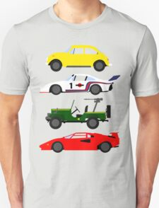 The Car's The Star: Autobots T-Shirt