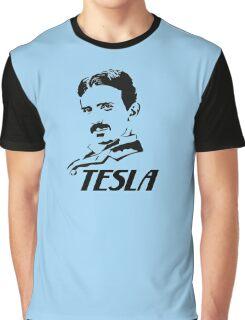Nikola Tesla Graphic T-Shirt