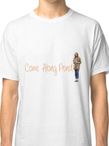 Doctor who- Amy pond  Classic T-Shirt