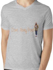 Doctor who- Amy pond  Mens V-Neck T-Shirt