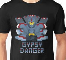 Pacific Rim Jeager - Gypsy Danger Unisex T-Shirt