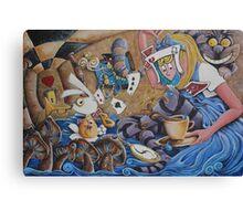 Queen of Broken Hearts Canvas Print