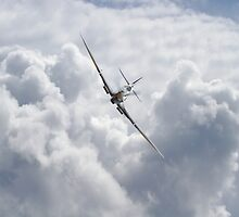 Spitfire- Magic of Flight by Pat Speirs