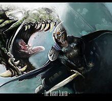 Knight Slayer by Justin  Weinmann