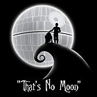 That's No Moon by the50ftsnail