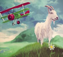 i'll get me goat by Tepa Lahtinen