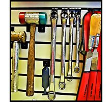 Tools Photographic Print