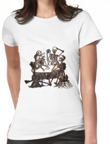 Game of the Dead Womens Fitted T-Shirt