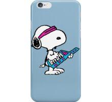 Keytar Snoopy iPhone Case/Skin