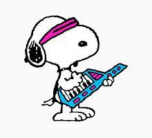 Keytar Snoopy Unisex T-Shirt