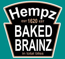 Hempz Baked Brainz by mouseman
