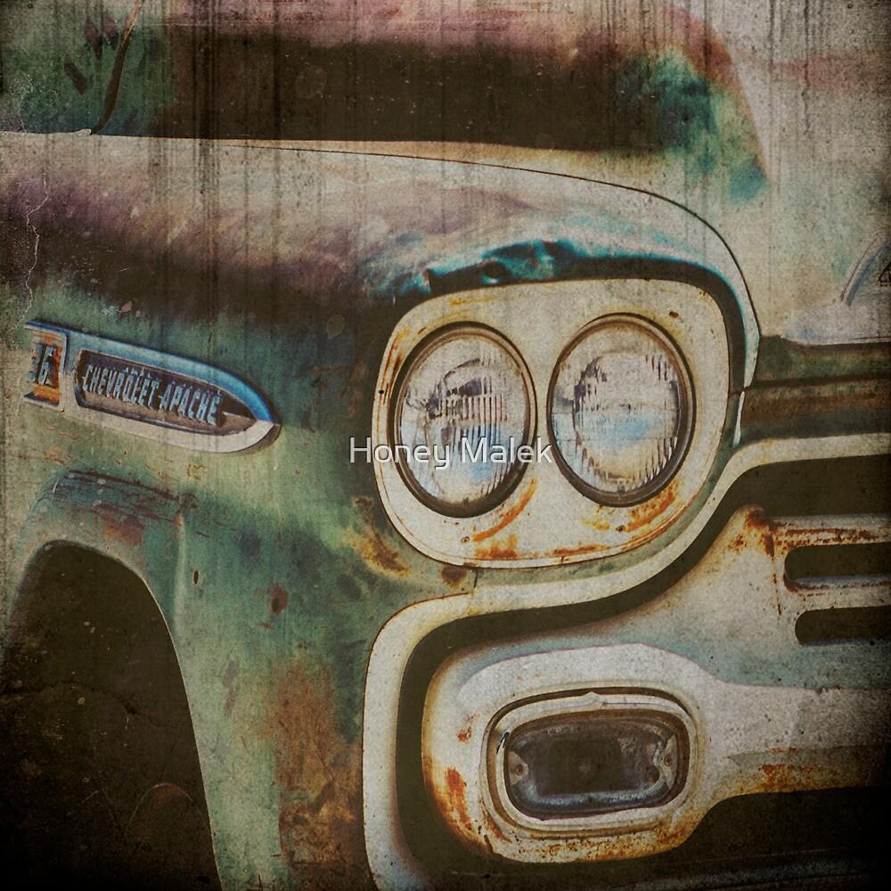 Vintage Chevrolet Apache Truck by Honey Malek