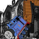 A Very Naughty Engine by Paulychilds