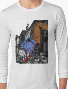 A Very Naughty Engine Long Sleeve T-Shirt