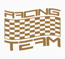 Racing Team Design T-Shirt