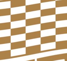 Racing Team Design Sticker