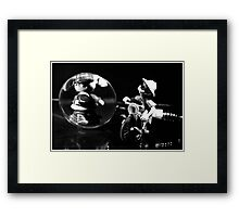 The Archaeologist Framed Print