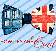 Bowties are Cool - Doctor Who by tetyline