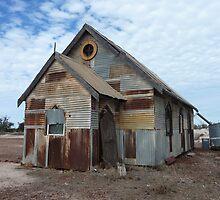 A church for Clara by DashTravels