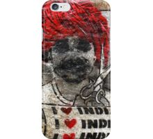 I Love India iPhone Case/Skin