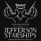 Jefferson Starships by WhitStand