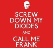 Kryten: Screw Down My Diodes And Call Me Frank by Paulychilds