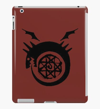 Bloodseal In The Ouroboros! iPad Case/Skin