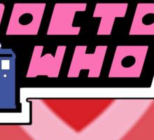 PowerPuff Who Sticker