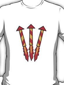 Firework Rockets T-Shirt