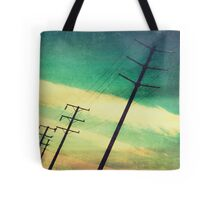 Riders On The Storm  Tote Bag