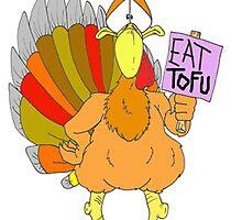 Tofu Thanksgiving by Skree