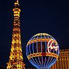 Vegas Night by Eva Kato