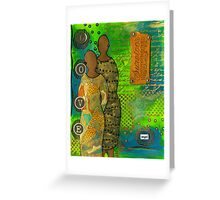 From Tragedy to Triumph-We're Still Standing Greeting Card