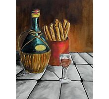 A Jug Of Wine And Thou Photographic Print
