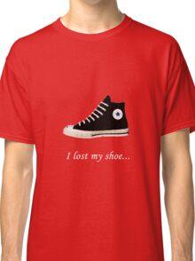 I Lost My Shoe Classic T-Shirt